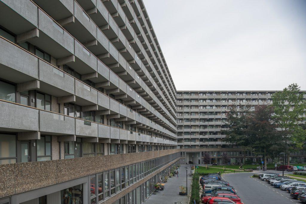 Deflat, Kleiburg, Amsterdam