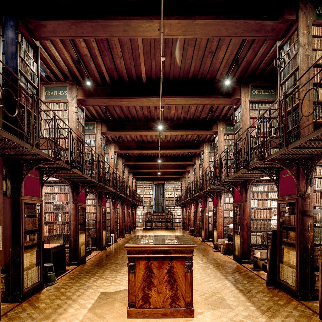 Heritage Library Hendrik Conscience